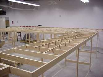 Benchwork for one of the peninsulas_s128.jpg